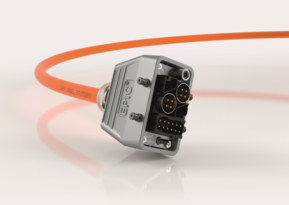Rectangular Connectors Help IIOT Transform Factory Automation