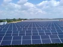 38 902 сонячних панелей на 14,33 га у Гредінге (Баварія, Німеччина)