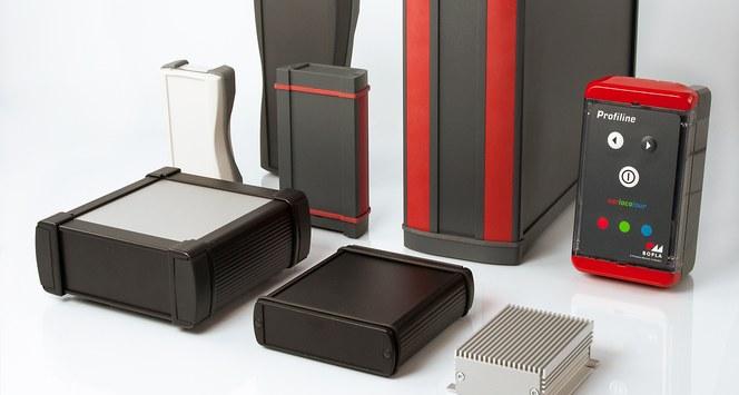 Elektronikkasse - elektronikkapsling - enclosure