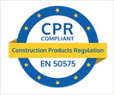 CPR dierktivet EN50575