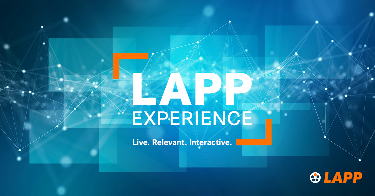 LAPP Experience 2021 banner