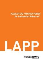 Last ned katalog med produkter og kabler til automatisering, smart factory, industri 4.0 og IIOT.