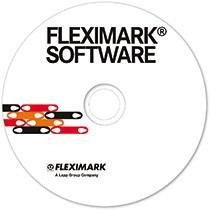 Flexisoft lar deg enkelt designe og skrive ut etiketter til merking med FLEXIMARK® merkesystem.