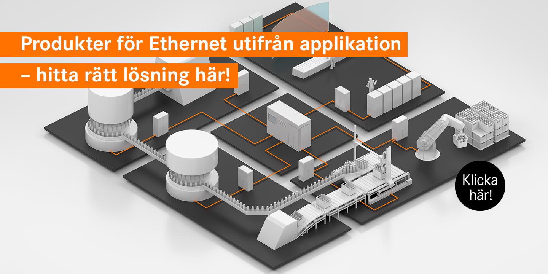 ethernet-applikationer startpage