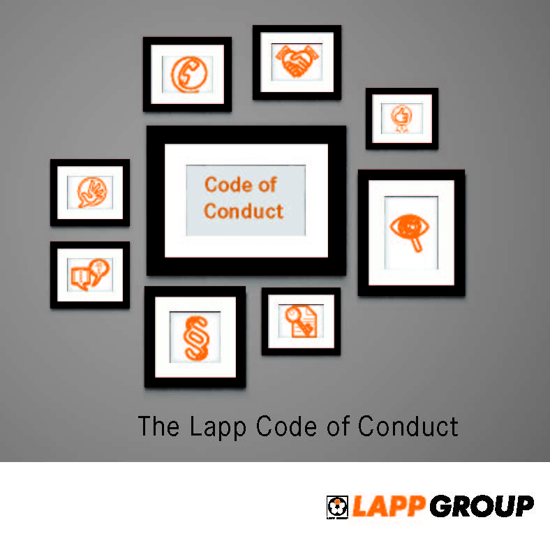 Code of conduct Miltronic Lappgroup 2