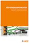 Nätverkskomponenter industriell kommunikation