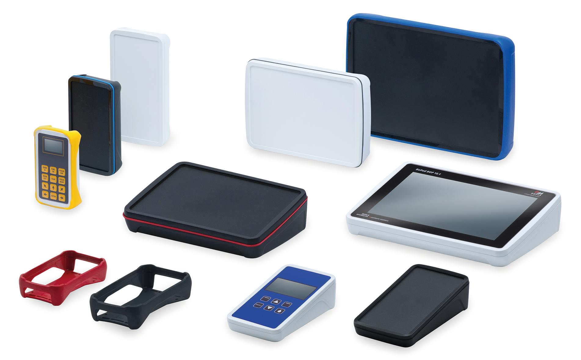 Elektronikkapslingar - Elektroniklådor - Electronic enclosures