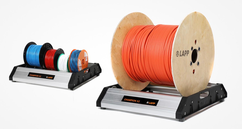 10% rabatt på TRONIC system för hantering och lagring av enkelledare
