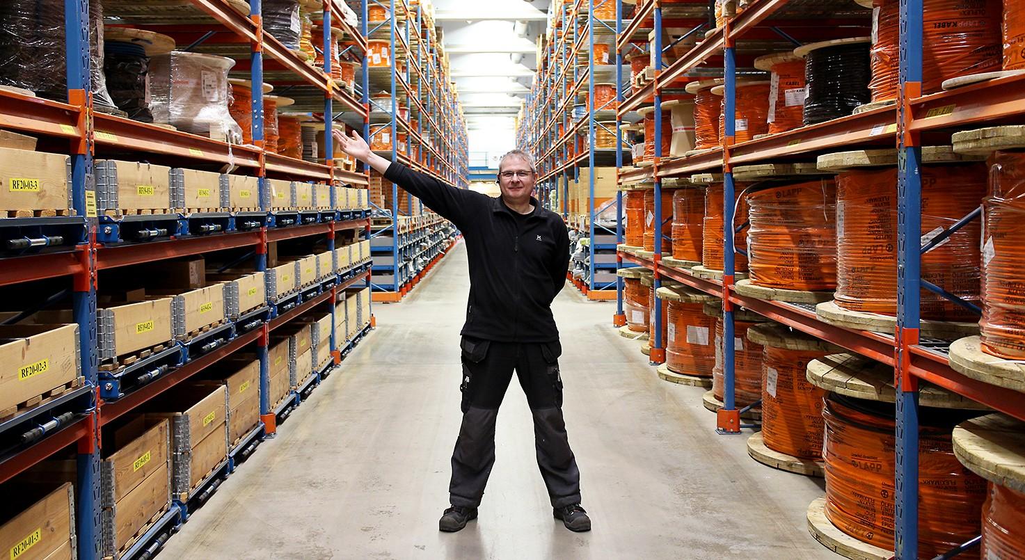 LAPP i Nyköping söker nu en teknisk och säljande beredare. Ansök direkt!