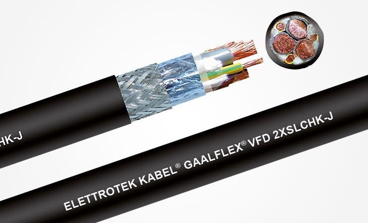 Elinstallation – kabel och komponenter för byggnader