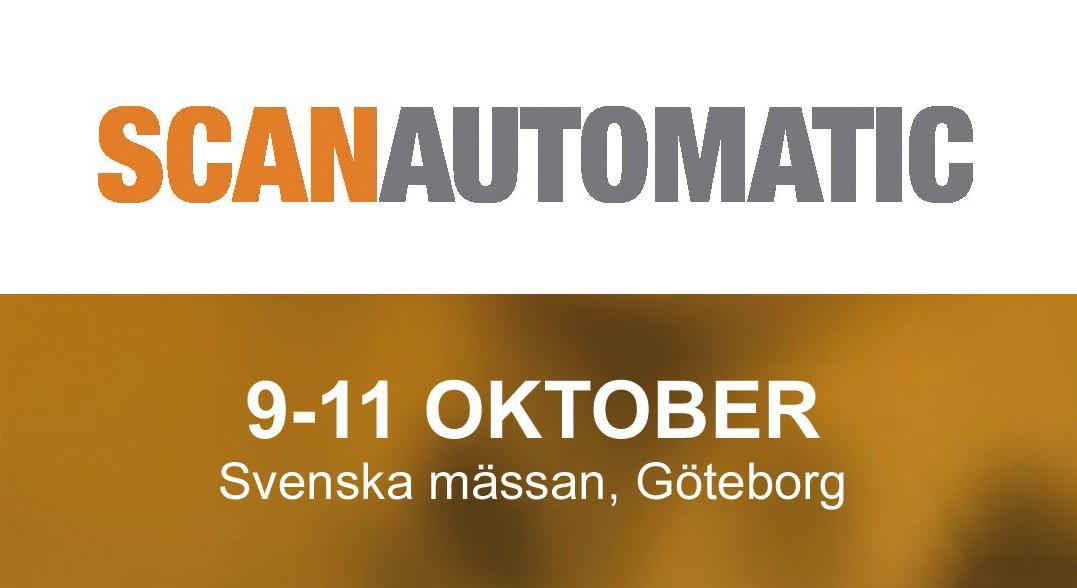 Scanautomatic 2018 – Nordens största mötesplats för framtidens automation