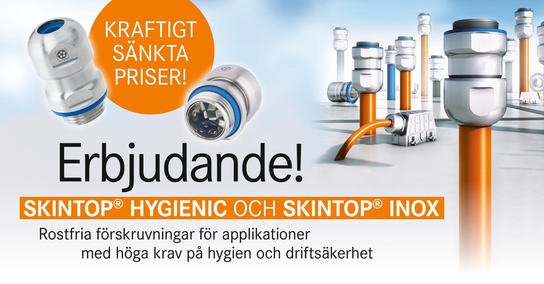 Intervju med Johan Eriksson om satsningen på produkter för livsmedelsindustrin