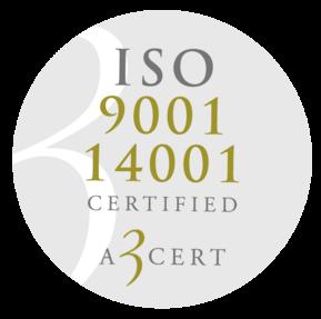ISO miljø- og kvalitetsstandarder