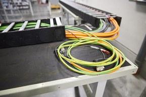 Кабельные цепи и кабели LAPP  в оборудовании Modig