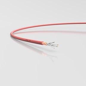 ETHERLINE® FIRE Industriell Ethernetkabel med funktionell integritet
