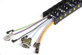 ÖLFLEX® CONNECT CHAIN, montajes para cadenas portacables