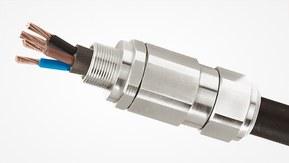 TRITON T3CDS – EMC forskruning Ex d/Ex e/Ex nR/Ex ta til alle typer af skærmedet eller armeret gastæt kabel