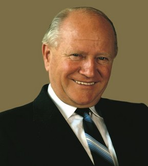 Оскар Лапп, основатель компании LAPP