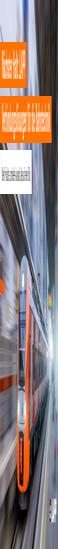 Train Flyer Deckblatt DE