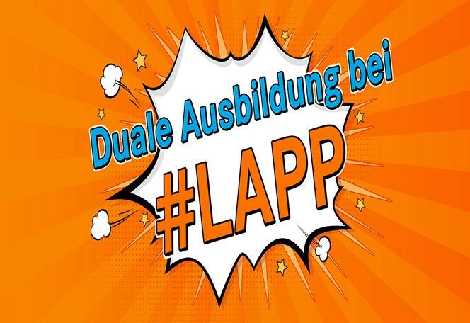 Duale Ausbildung bei #LAPP