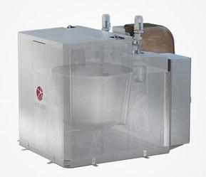 Azelios lösning baseras på termisk energilagring (TES)