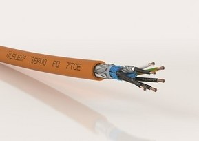 Câble servomoteur ÖLFLEX® FD 7TCE