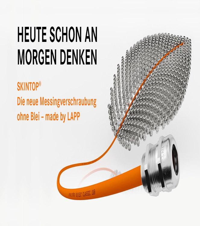 LAPP Content-SKINTOP Buehnenbild DE