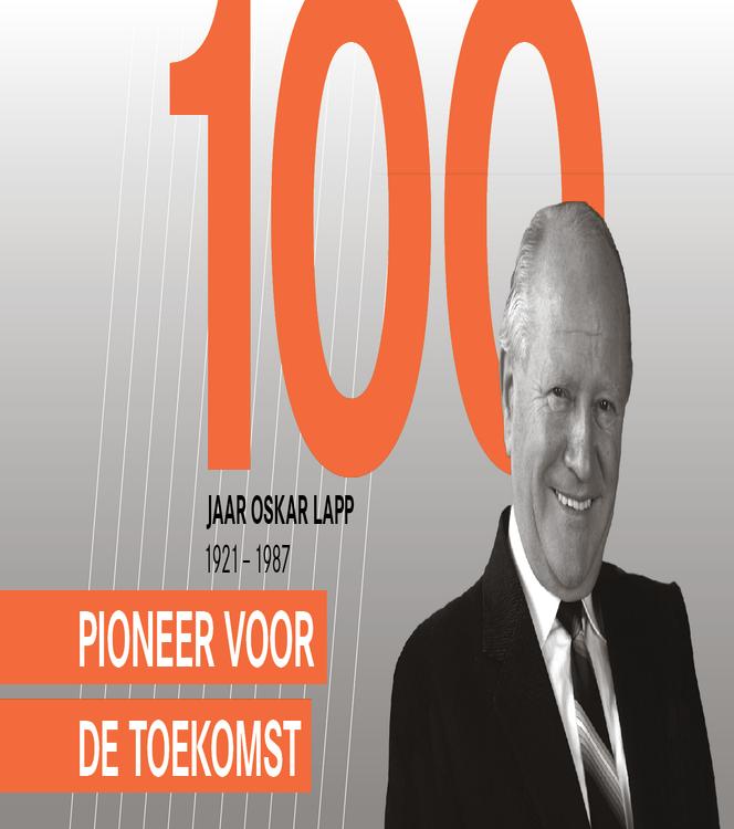 Oskar Lapp: pionier, ondernemer, familieman