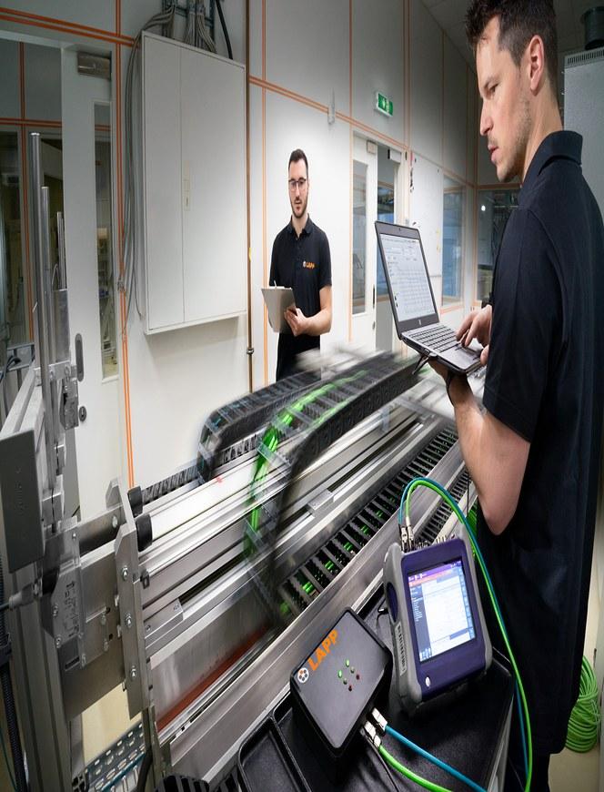 Forebyggende vedligeholdelse forudser maskinnedbrud i Industri 4.0