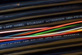Гибкие оптические кабели HITRONIC® в телескопе HESS