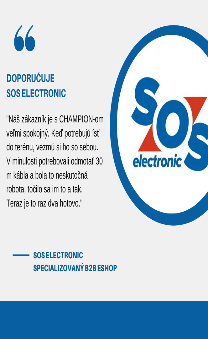 SOS electronic recenze