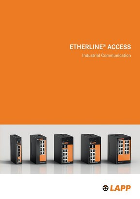 Page 1 Etherline Access