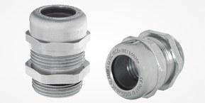 SKINTOP® MS-M ATEX – metalforskruning Ex e til uskærmet kabel