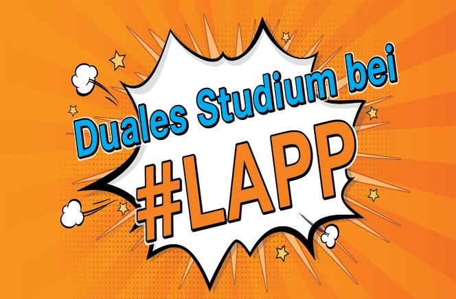 Bild Ausbildung LAPP Duales Studium