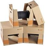 Caja de cartón de desbobinado de LAPP