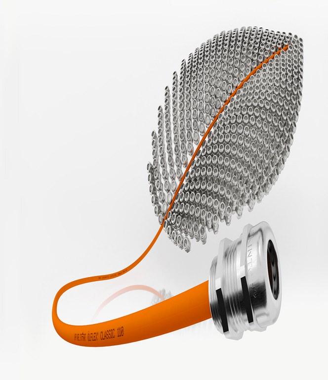 Obr. 1 LAPP je prvním výrobcem na světě, který nabízí kabelové vývodky v mosazné verzi bez olova