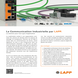page de garde Linecard la Communication Industrielle par LAPP