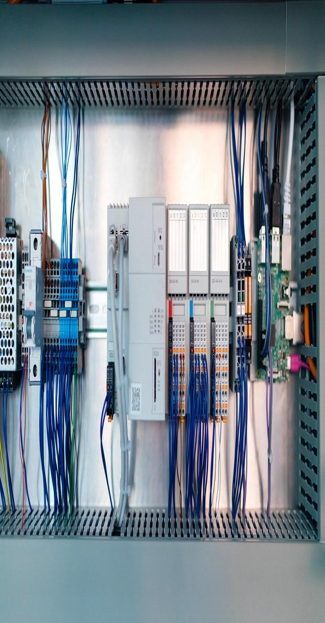 LAPP is uw partner voor het efficiënt bekabelen van uw besturingskast