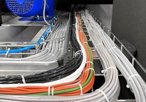 I 20 år har L&R Kältetechnik uteslutande använt LAPP-kablar.