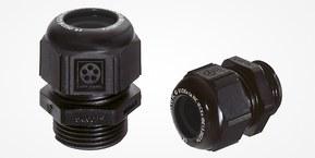 SKINTOP® K-M ATEX plus – plastforskruning Ex e til uskærmet kabel