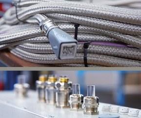 Kabely a připojení od LAPPu