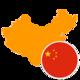China 300x300 flag