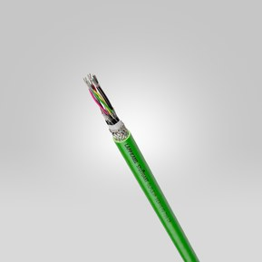 The ÖLFLEX® SERVO FD 798 CP enables highly dynamic cable chain applications.