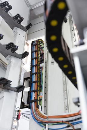 Solutions LAPP pour l'ingénierie mécanique et la construction d'usines
