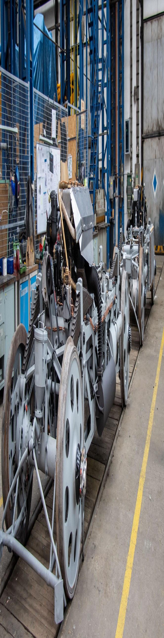 Kabely LAPP jsou součástí vlaku Slovenská strela