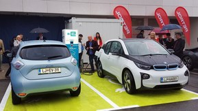 E-mobilnost v Sloveniji