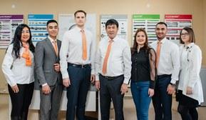 Команда LAPP Казахстан 2020
