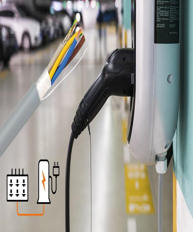PFXP CHARGEline 0,6/1kV – Strømforsyning og kommunikation til ladebokse og ladestationer