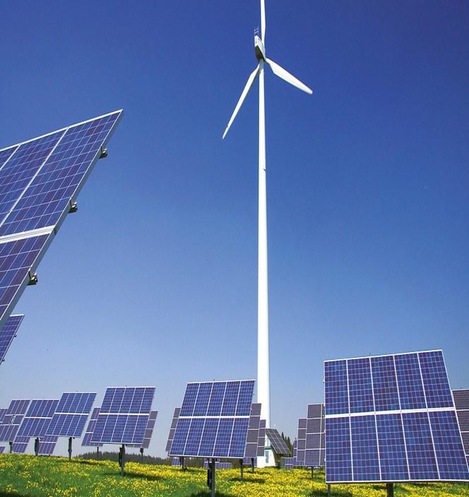 Produkter til solcellepaneler