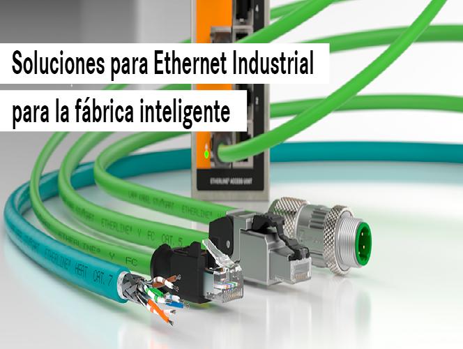 Productos para Ethernet Industrial